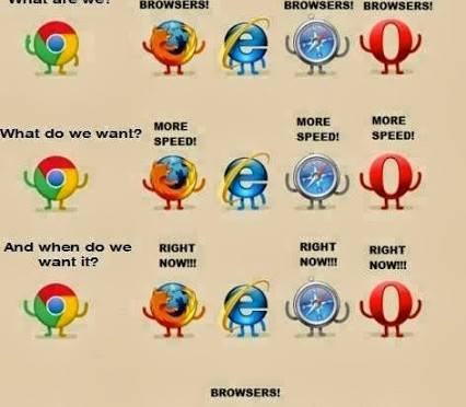 Funny Browsers